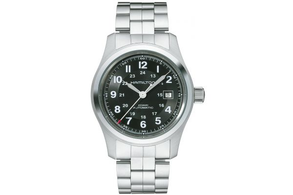 Mens Hamilton Khaki Field Watch H70515137