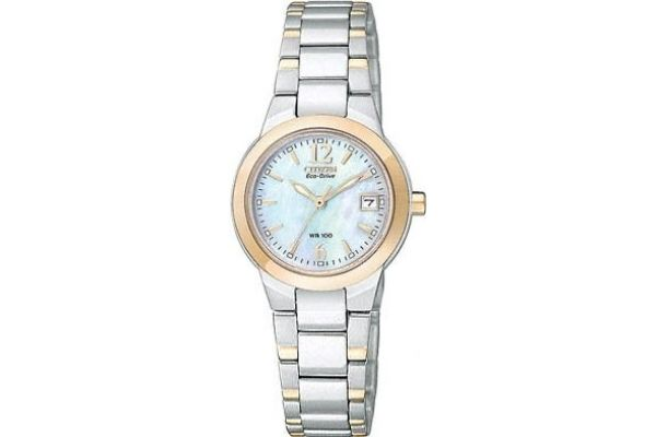 Womens Citizen  Ladies Watch EW1676-52D