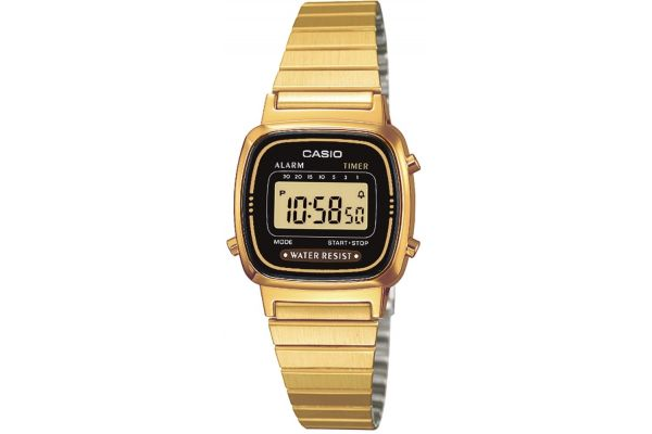 Womens Casio  Classic Watch LA670WEGA-1EF