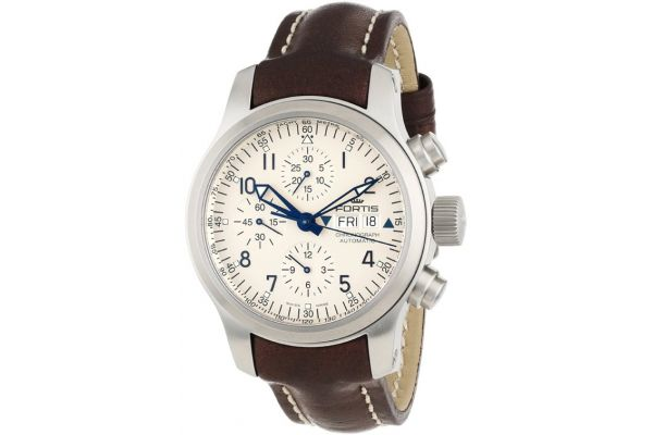 Mens Fortis B-42 Flieger Watch 635.10.12 L 16