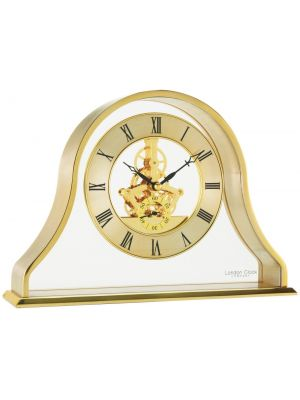 Feature Napoleon Clock with Exposed Skeleton Movement | 02087