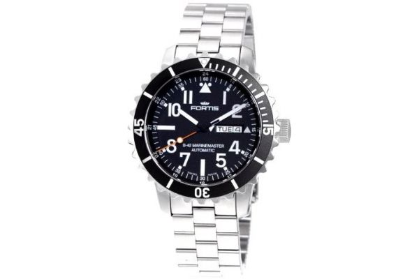 Mens Fortis B-42 Marinemaster Watch 670.10.41M