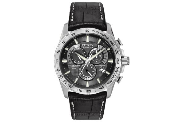 Mens Citizen Perpetual Calendar Watch AT4000-02E