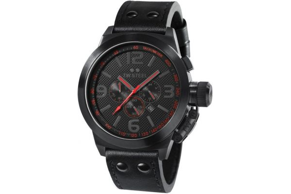 Mens TW Steel Canteen Watch TW902