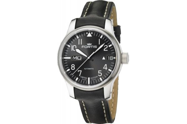 Mens Fortis F-43 Flieger Watch 700.10.81 L01