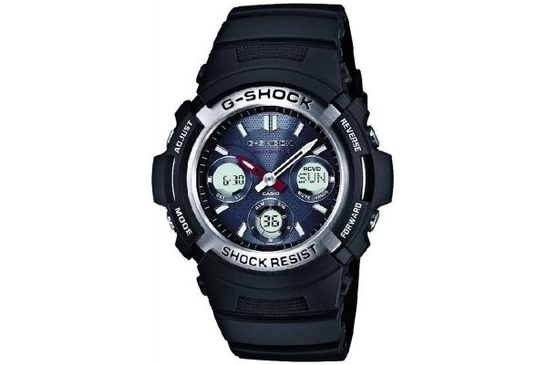 Mens Casio G Shock Watch AWG-M100-1AER