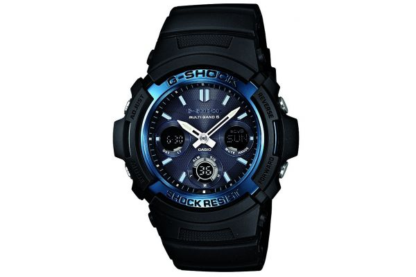 Mens Casio G Shock Watch AWG-M100A-1AER