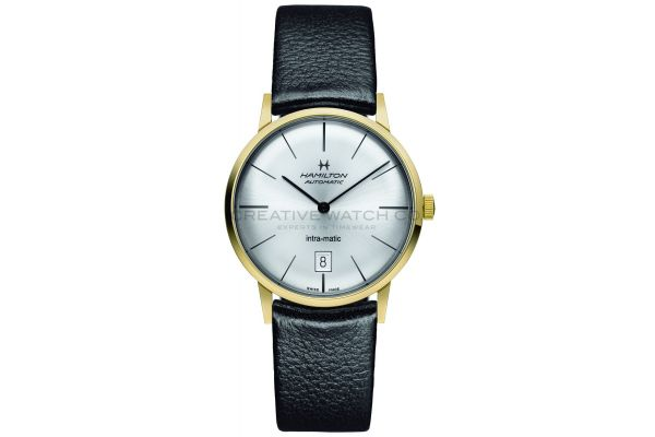 Mens Hamilton Timeless Classic Watch H38475751