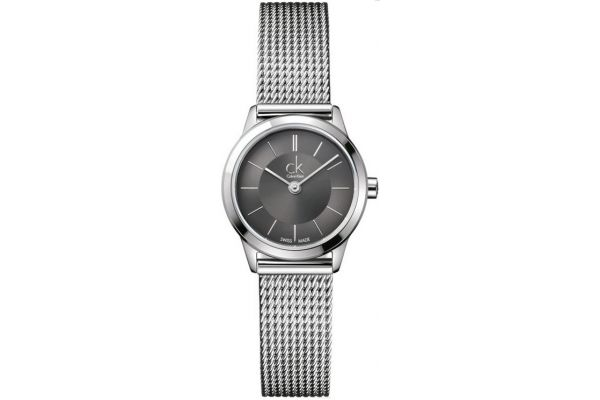 Womens Calvin Klein MINIMAL Watch K3M23124