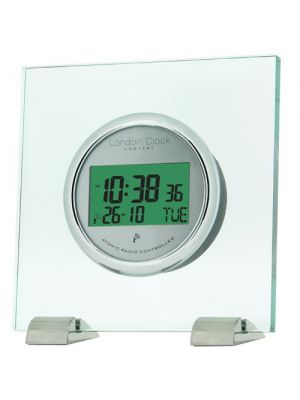 Radio Controlled Digital Desk Alarm Clock | 34323