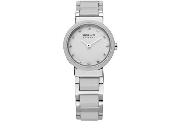 Womens Bering Ceramic Watch 10725-754