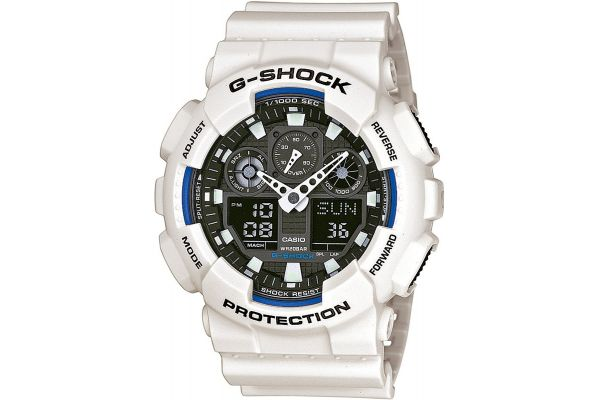 Mens Casio G Shock Watch GA-100B-7AER
