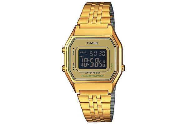 Unisex Casio Classic Watch LA680WEGA-9BER