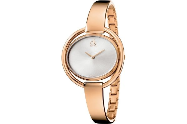 Womens Calvin Klein IMPETUOUS Watch K4F2N616