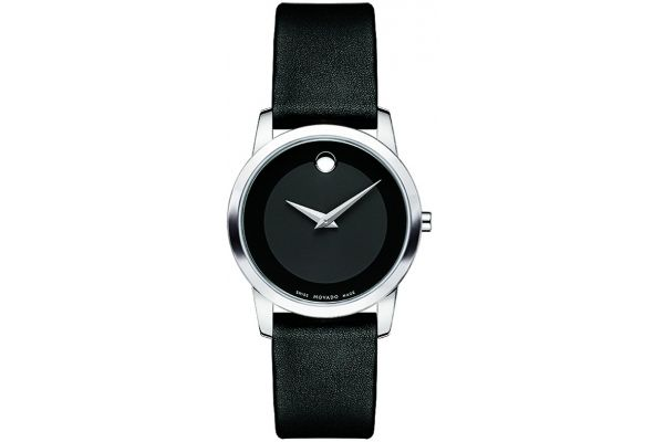 Womens Movado Museum Watch 606503
