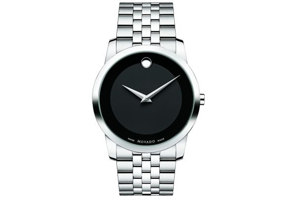 Mens Movado Museum Watch 606504