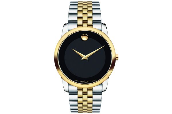 Mens Movado Museum Watch 606605