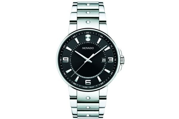 Mens Movado SE Pilot Watch 606761