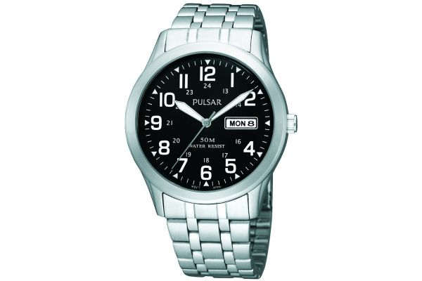 Mens Pulsar  Classic Watch PXN181X1