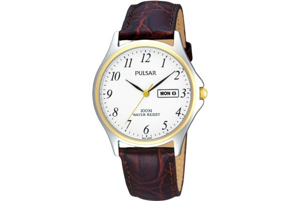 Mens Pulsar  Classic Watch PXF294X1