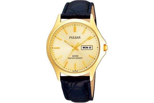 Mens Pulsar  Classic Watch PXF296X1