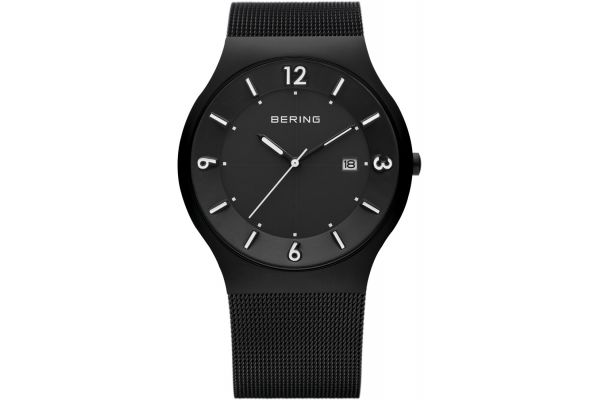 Mens Bering Solar Watch 14440-222