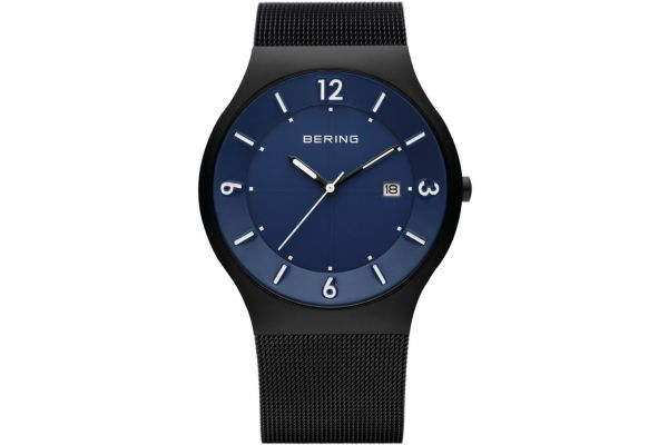 Mens Bering Solar Watch 14440-227