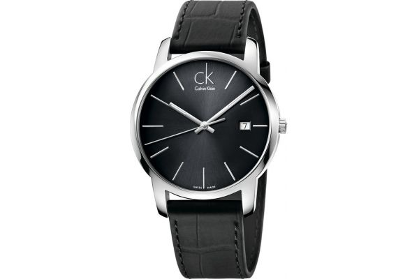 Mens Calvin Klein CITY Watch K2G2G1C3
