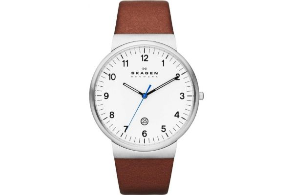 Mens Skagen Ancher Watch SKW6082