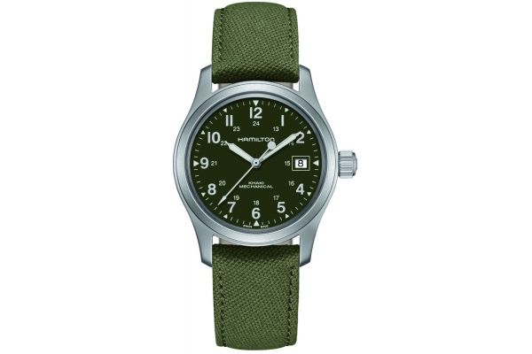 Mens Hamilton Khaki Field Watch H69419363