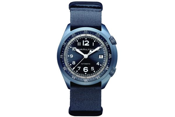 Mens Hamilton Khaki Aviation Watch H80495845