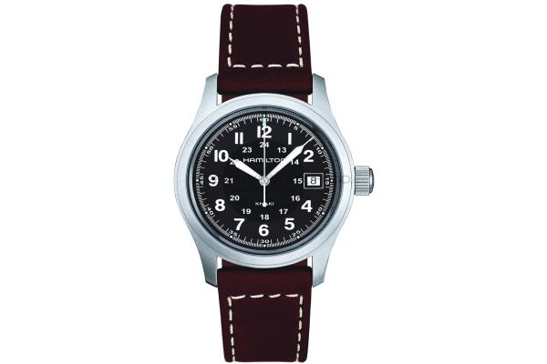 Mens Hamilton Khaki Field Watch H68411533