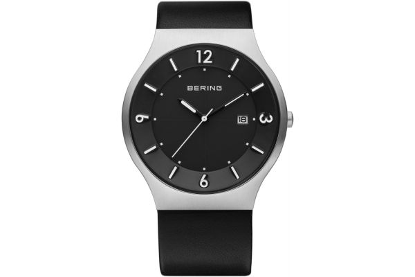 Mens Bering Solar Watch 14440-402