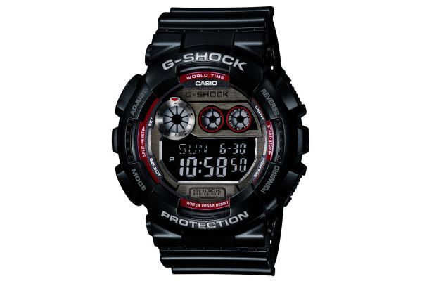 Mens Casio G Shock Watch GD-120TS-1ER