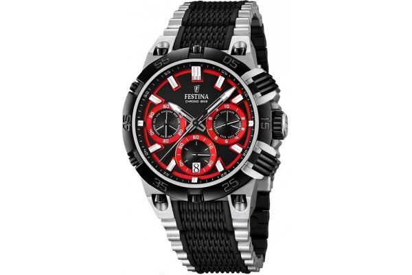 Mens Festina ChronoBike Watch F16775/8