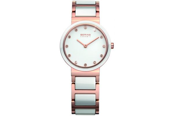 Womens Bering Ceramic Watch 11429-766
