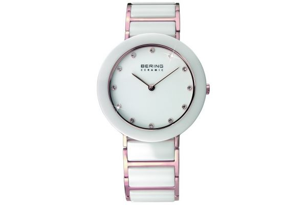 Womens Bering Ceramic Watch 11435-766