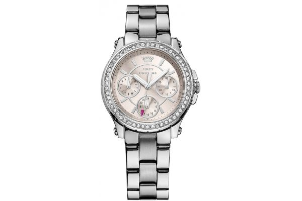 Womens Juicy Couture Pedigree Watch 1901104