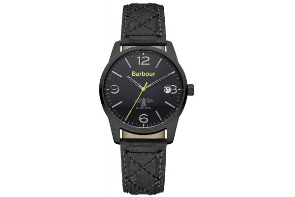 Mens Barbour Alanby Watch bb026bkbk