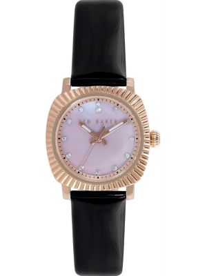 Womens Ted Baker Black mother of pearl TE2120 Watch