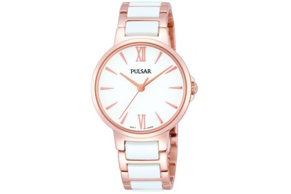Womens Pulsar  Dress Wear Watch PH8078X1