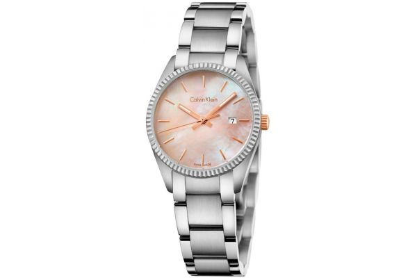 Womens Calvin Klein ALLIANCE Watch K5R33B4H