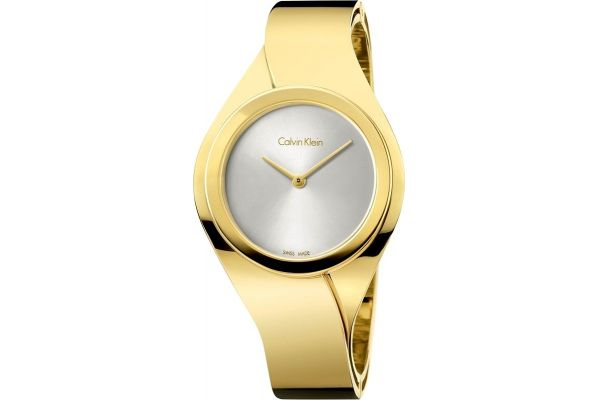 Womens Calvin Klein SENSES Watch k5n2s626