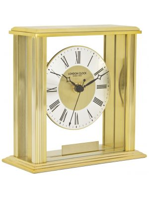 Flat top mantel clock | 06398