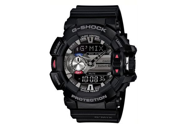 Mens Casio G Shock Watch GBA-400-1AER