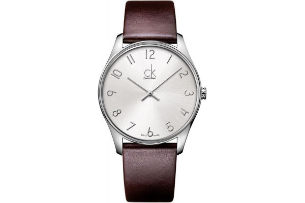 Mens Calvin Klein CLASSIC Watch K4D211G6