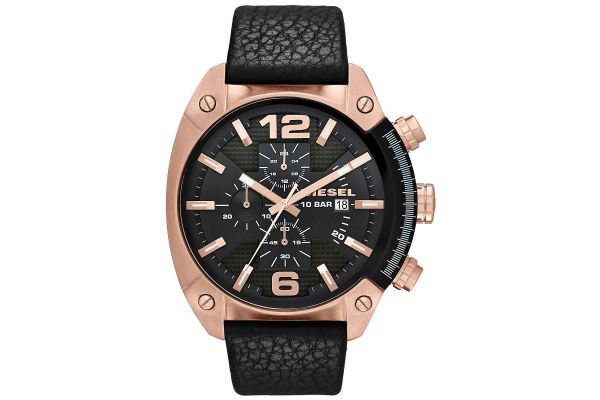 Mens Diesel Overflow Watch DZ4297