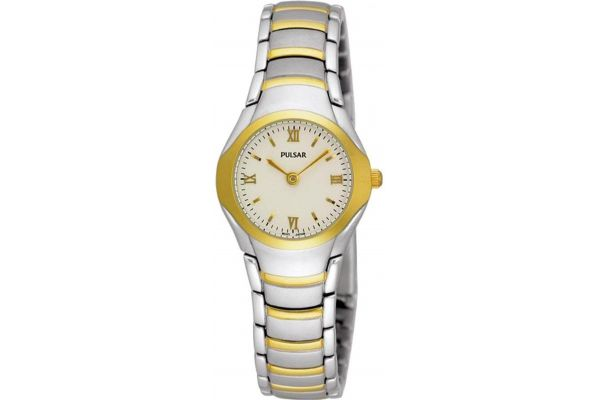 Womens Pulsar  Classic Watch PEG406X1
