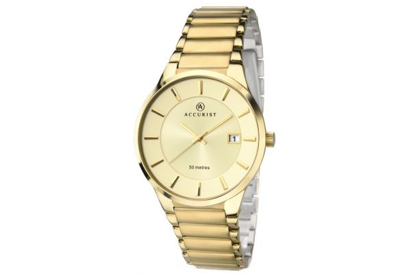 Mens Accurist Classic Watch 7008.00