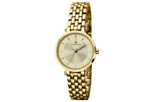 Womens Accurist Classic Watch 8008.00